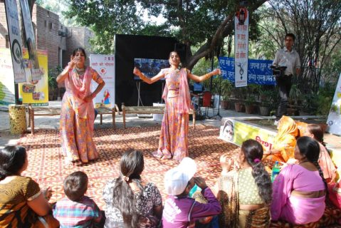 National Mission For Empowerment Of Women 2011