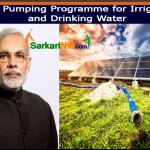Solar Pumping Programme for Irrigation and Drinking Water