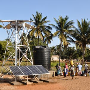 Solar Pumping Programme for Irrigation & Drinking Water