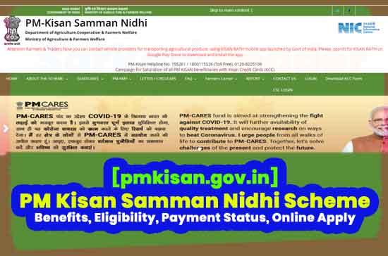 PM-Kisan-Samman-Nidhi-Scheme-Benefits,-Eligibility,-Payment-Status,-Online-Apply