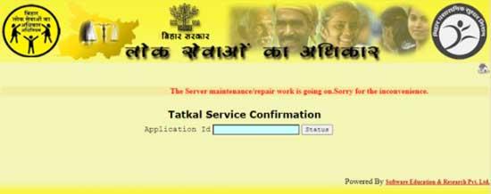 Instant-service-online-process