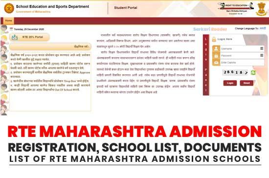 RTE-Maharashtra-Admission