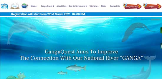Ganga-Quest-Quiz-Competition-Official-Website