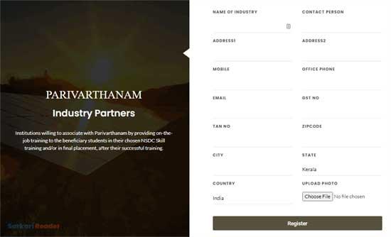 PARIVARTHANAM-Industry-Partners