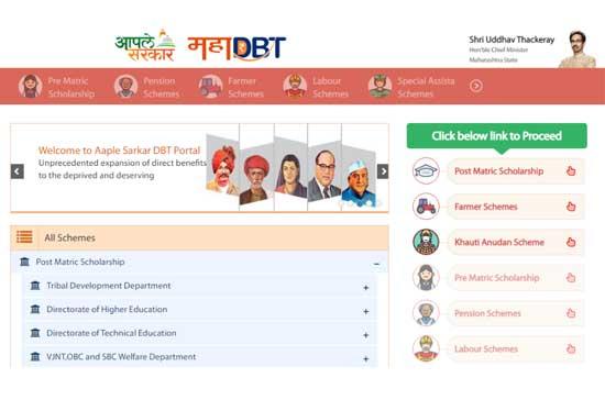 rajarshi-shahu-maharaj-merit-scholarship-official-website