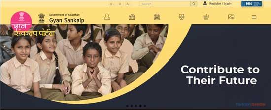Gyan-Sankalp-Portal-Rajasthan