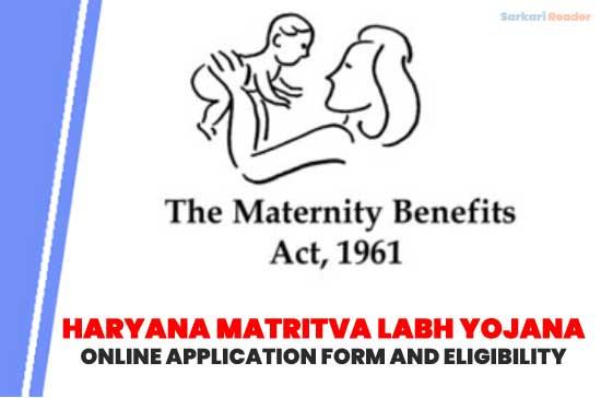 Haryana-Matritva-Labh-Yojana-Scheme-hrylabour
