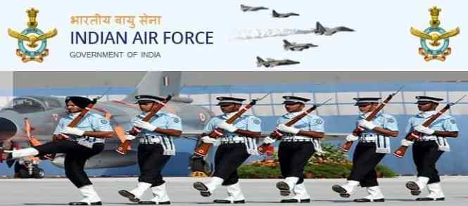 Indian Airforce AFCAT 01/2021 Recruitment 2020