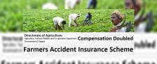 Gujarat Doubles Compensation Amount under Farmers Accidental Insurance Scheme