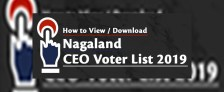 CEO Nagaland Voter List (PDF Electoral Roll) – Search Name & Download ID Card