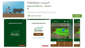Tamil Nadu PANNAI Mobile App Download for Farmers to Control Pests