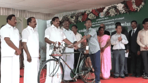 Tamil Nadu Free Bicycle Scheme (Muft Cycle Yojana) 2020 Apply Online for Class 11th Students