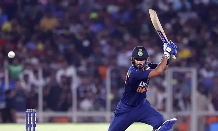 shreyas iyer has been ruled out of the remaining matches of the india england odi series