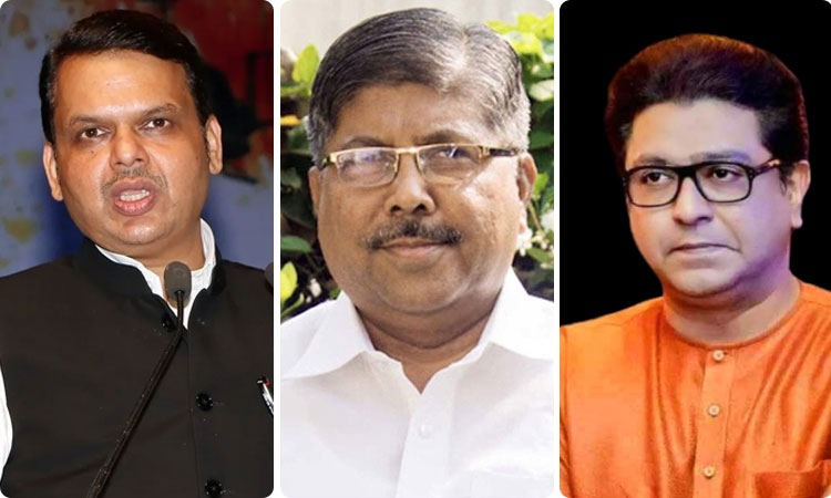 BJP and MNS | it being speculated bjp and mns will form alliance upcoming elections