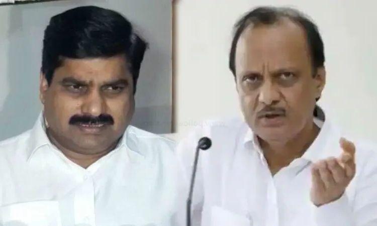 Ajit Pawar | deputy chief minister ajit pawar take jibe on minister satej patil