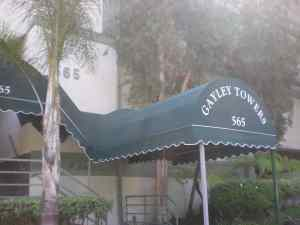 Sark Custom Awnings - Entrance Canopy (17)