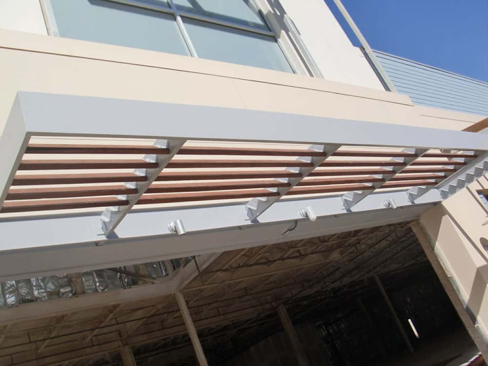 Sark Custom Awnings Metal Awning 30