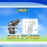 Gresorluk-H45- (H2)-Stainless- DIN 71412-2