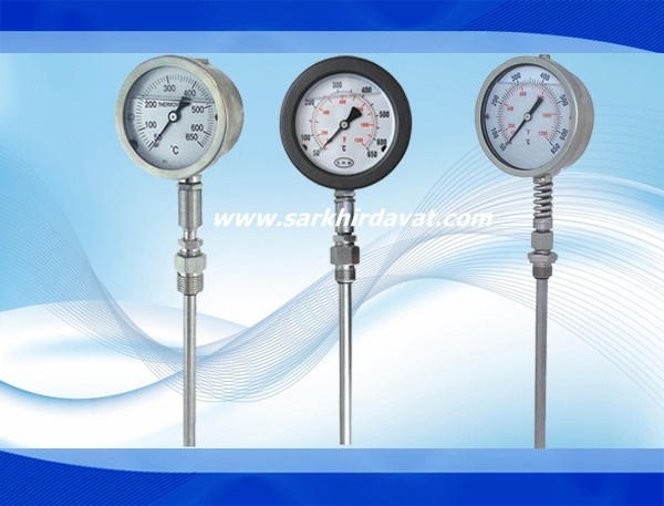 Gemi- Egzos-t Termometresi