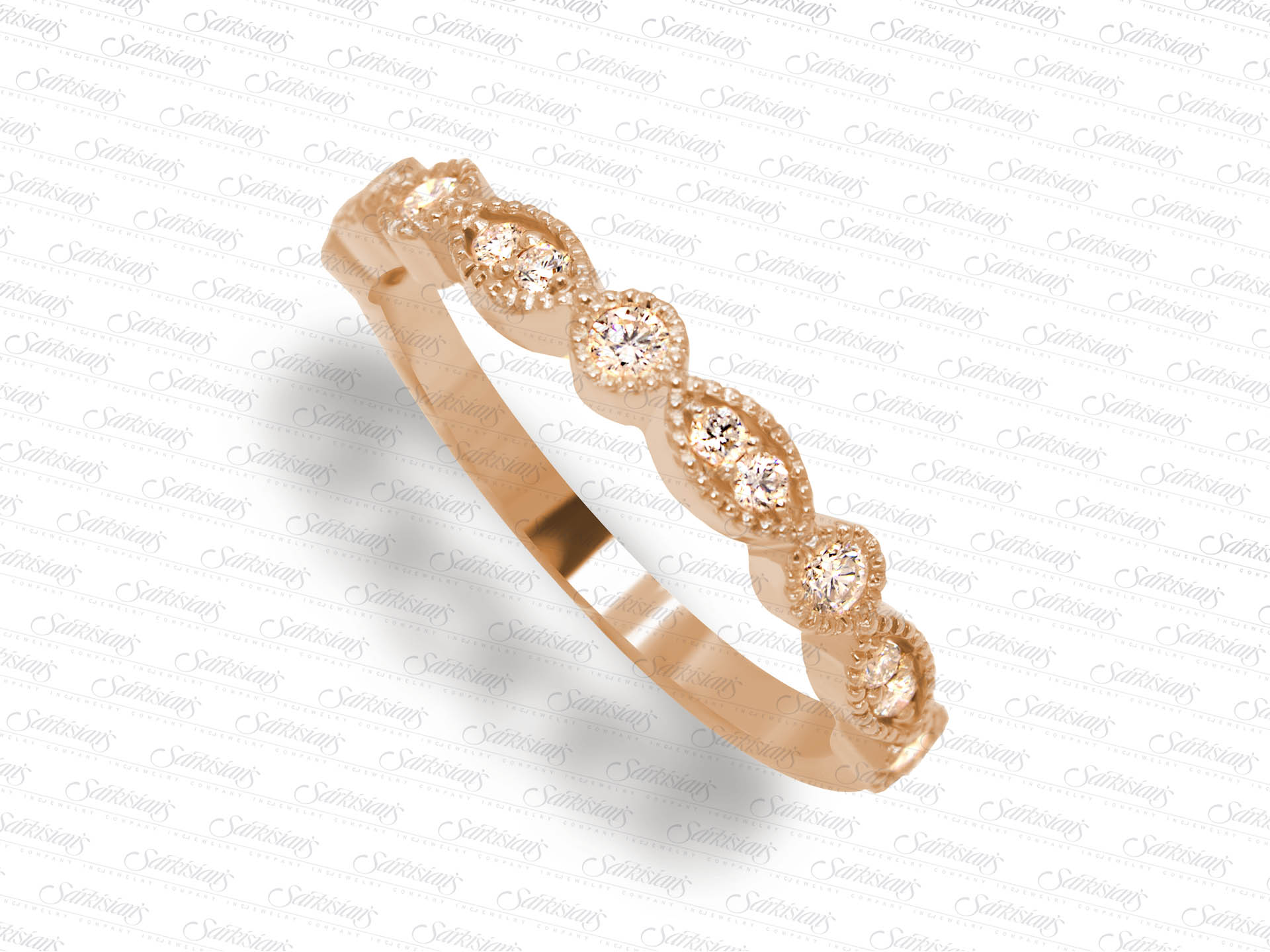 diamonds clem stunning peris ncia rings ring en gold wedding with pink