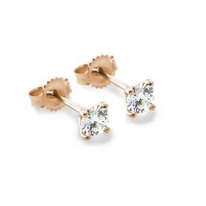 Diamond Stud earrings -1