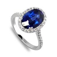 Wedding Ring Platinum Vs White Gold.Diamond Engagement ...