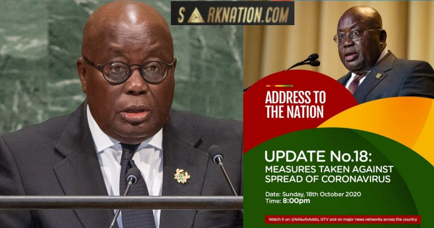 Address to the Nation (COVID-19 Update No.18