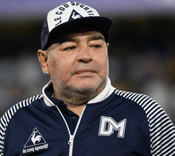 Diego Armando Maradona Hospitalized In Argentina