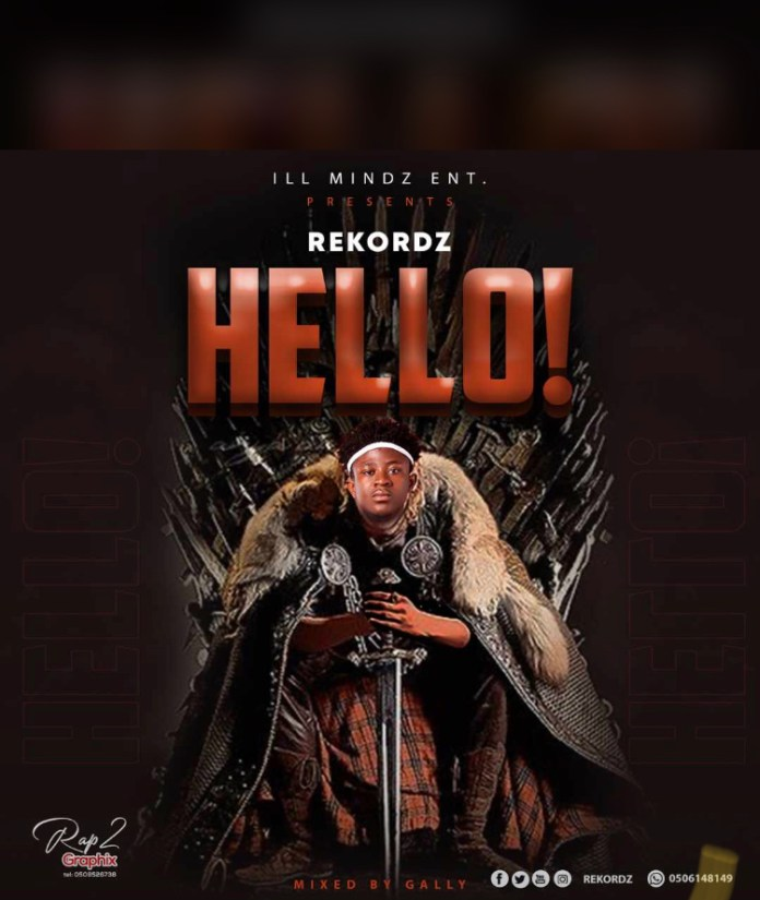 Download MP3: Rekordz -Hello (Mixed By Gally)