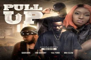 MP3: Sarkodie - Pull Up feat Yaa Pono X Eno Barony X Bra Clem