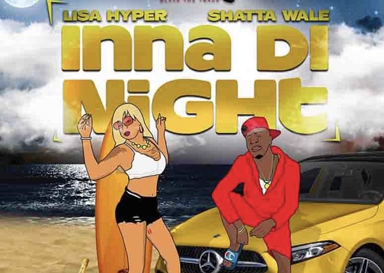 Download MP3: Lisa Hyper - Inna Di Night ft Shatta Wale