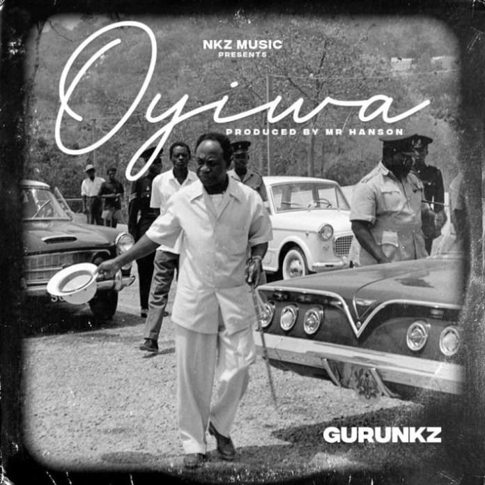 Download MP3: Guru – Oyiwa (Prod. By Mr. Hanson)