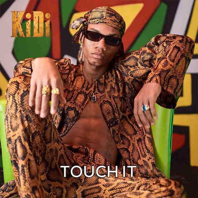 Download MP3: Kidi - Touch It (The Golden Boy Album)
