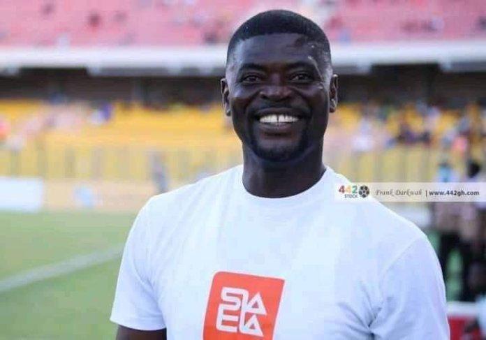 Togbe Afede gives Medeama FC Gh 67,500