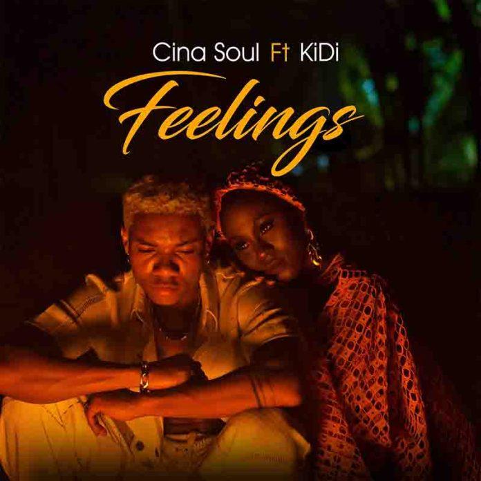 Cina Soul - Feelings ft Kidi | MP3
