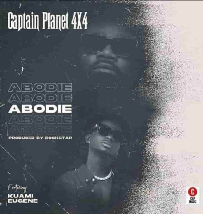 Captain Planet (4×4) — Abodie ft Kuami Eugene