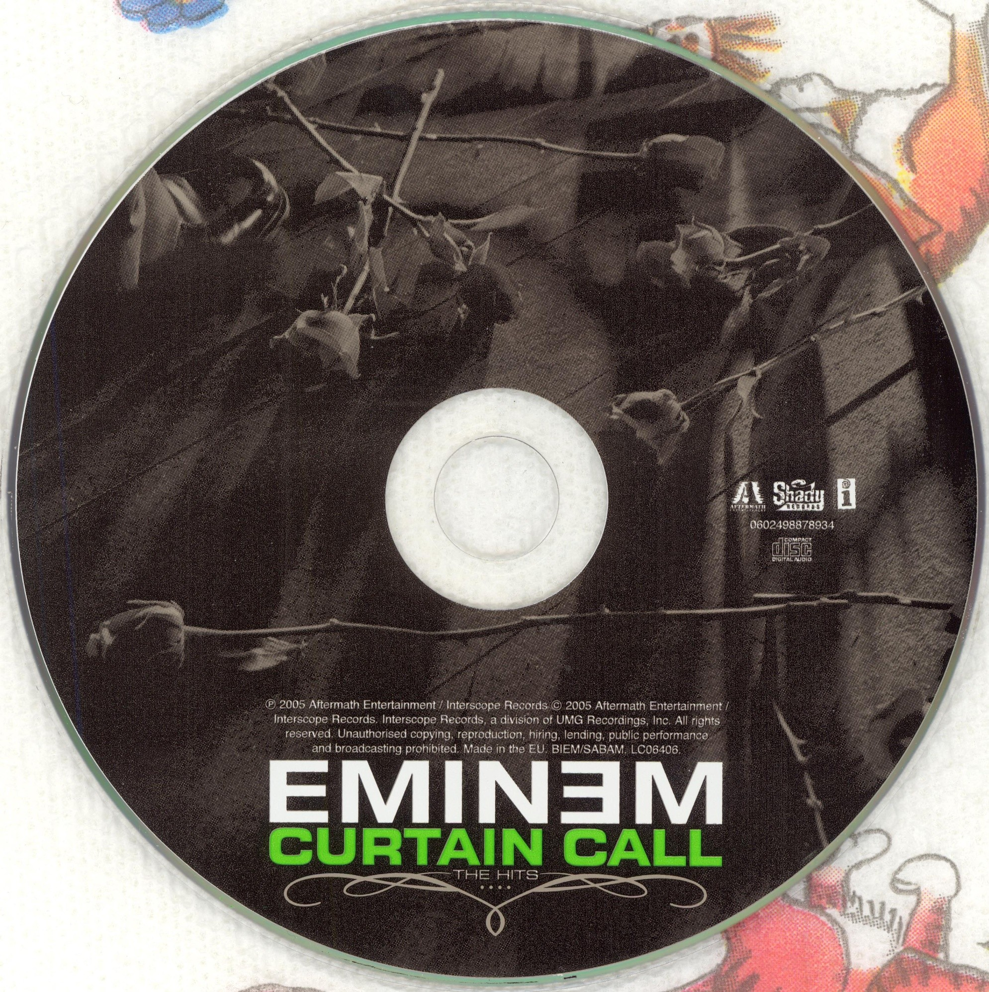 Delightful Digipak Analysis Curtain Calls The Hits Eminem A2 Media