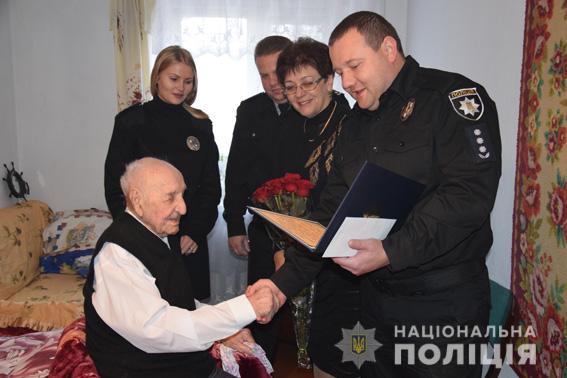 kat Polaków z nkwd uhonorowany przez ukraińską policję