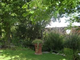 Walled Tudor Garden