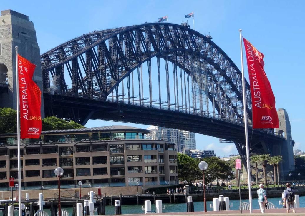 AUSTRALIA DAY 26th January 2015