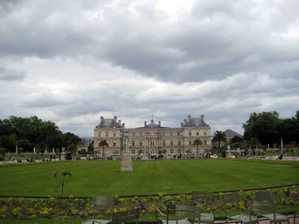 Gardens Of France 2 Jardin Du Luxembourg Flowers