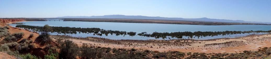 Distant Flinders Ranges
