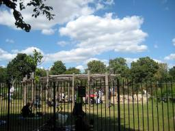 Diana Princess of Wales Memorial Playground near Marlborough Gate