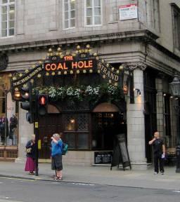 THE COAL HOLE, 91-92 THE STRAND, built 1903-04