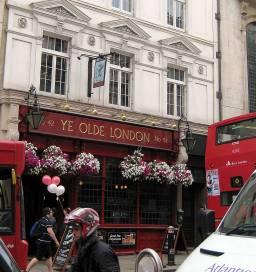 YE OLDE LONDON - 42 LUDGATE HILL
