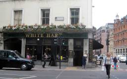 THE WHITE HART ON BISHOPSGATE, first licensed 1216