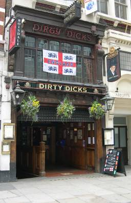 DIRTY DICKS - CELEBRATIONS FOR WORLD CUP