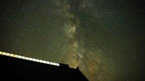 【報告】 「サロベツ湿原センター木道ナイトハイク&星空観察会」ほか実施しました