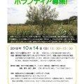 【案内】10/14(日)ボランティア募集!湿原センター周辺の景観維持作業を行います
