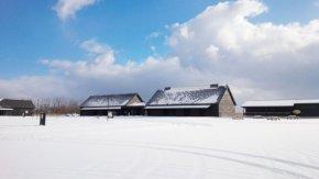 【お知らせ】サロベツ湿原センターは年末年始(12/29-1/3)休館となります